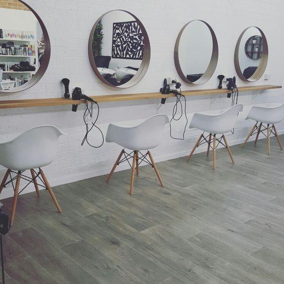 Thiết kế nội thất salon tóc | Nail | Spa đẳng cấp, Chuyên Nghiệp