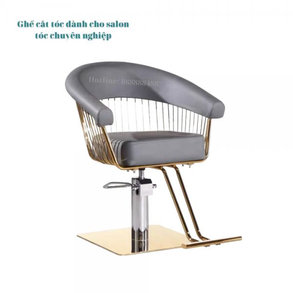 Ghế cắt tóc nữ dành cho salon tóc chuyên nghiệp ND-08