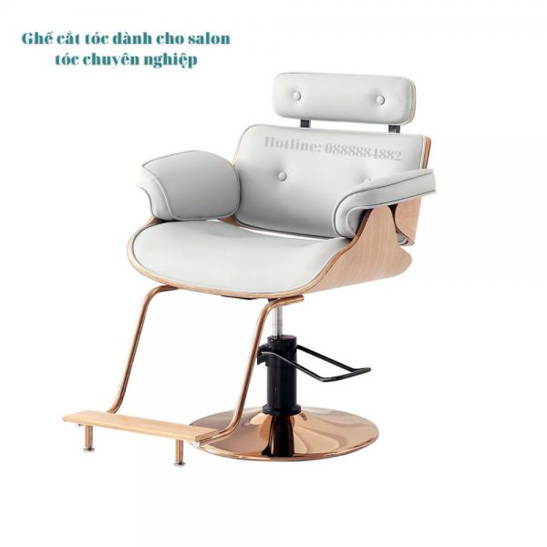 Ghế cắt tóc nữ dành cho salon tóc chuyên nghiệp ND-07